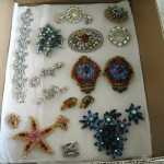 Vintage Signed Costume Jewelry
